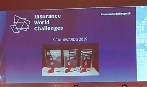 Insurance startups are additionally faring well when it comes to technological incorporation. Seal Awards 2020 Startups e Insurtech de Community of ...