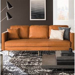 Shopping, Guide, To, The, Best, Modern, Leather, Sofas