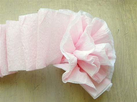 comment cr 233 er une fleur en papier cr 233 pon astuces et photos archzine fr cr 233 ation