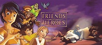 """Watch Friends and Heroes """"Friends and Heroes - Long ..."""