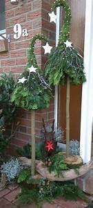 Advent Deko Für Draußen : deko weihnachten weihnachten pinterest deko weihnachten weihnachten und weihnachtsbaum deko ~ Orissabook.com Haus und Dekorationen