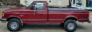 1990 Ford F150 Straight 6 5 Speed 4x4 Four Wheel Drive
