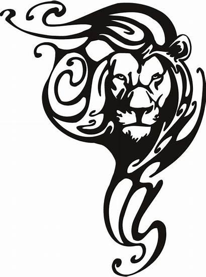 Leo Tattoo Designs Stencil Attractive Latest Zodiac