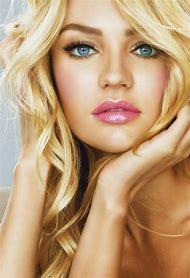 Candice Swanepoel Blonde Hair