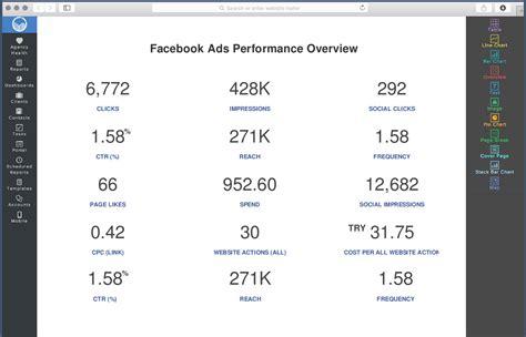 social media report template social media report template reportgarden