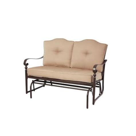 hton bay eastham patio glider 770 002 000 the