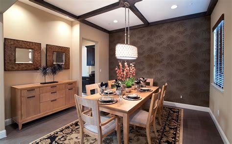 cozy dining room with modern lighting 3956 latest