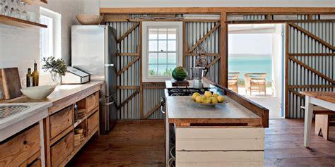 chambre style montagne cuisine rustique idée déco cuisine ancienne