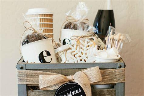 coffee gift basket holiday inspiration hoosier homemade