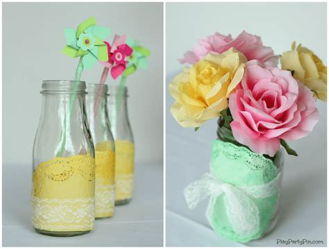 Simple Diy Spring Baby Shower Decorations