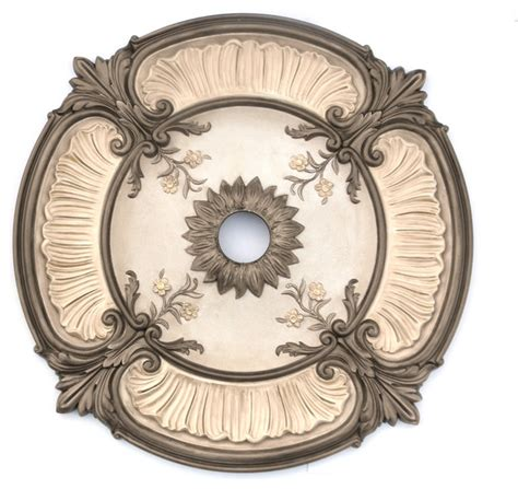 two ceiling medallions cheap ceiling light medallions make your light