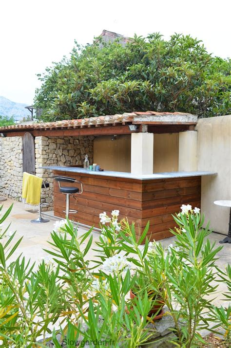 photo cuisine exterieure jardin lovely bar kitchen cuisine d 39 été slowgarden design