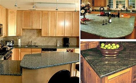 green countertop kitchen 26 best images about green granite kitchens on 1363