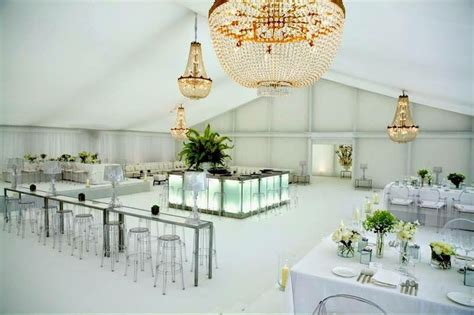chandeliers wedding decorations