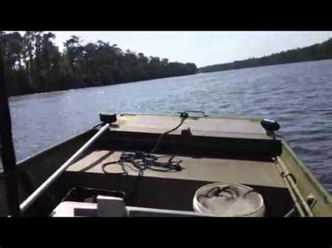 Alweld Boats Youtube by Alweld Boat W 40 Hp Evinrude Youtube