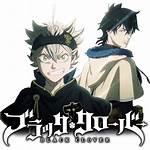 Clover Anime Icon Kiddblaster Yuno Deviantart Blackclover