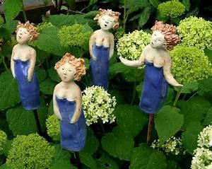 Gartenskulpturen Selber Machen : garten dekorieren 7 au ergew hnliche deko ideen ~ Frokenaadalensverden.com Haus und Dekorationen