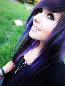 The Sometimes Scary but Still Cute Emo Girls (60 pics) - Izismile.com
