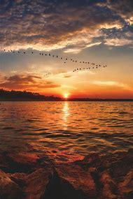 Beautiful Sunrise Sunset