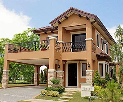 valenza house  lot santo domingo sta rosa city laguna philippines crown asia properties