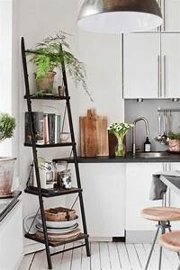 Deco, Trend, Decorating, With, Ladders