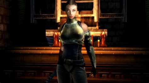 dungeon siege 3 trailer i so want to play anjali in dungeon siege iii fly