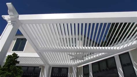 100 equinox louvered roof cost pergola design