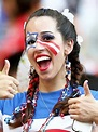 How to Sweatproof Your World Cup Face Paint | Allure