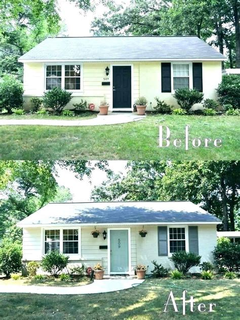 Well guys, i hope you enjoyed this before and after! How to Paint a Brick House with Successful Result