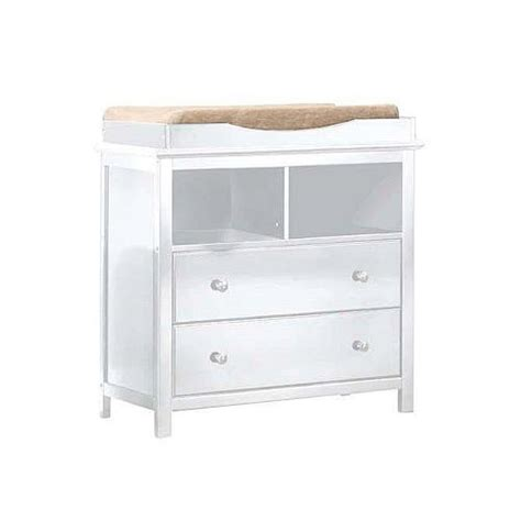 Sorelle Dresser Changing Table by Sorelle Dresser White Baby Shop