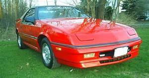 Dodge Daytona Shelby Z 1987 Rear Compartment Wiring