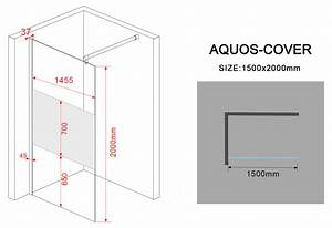 150 Mm En Cm : 10 mm duschwand aquos cover 150 x 200 cm glasdeals ~ Dailycaller-alerts.com Idées de Décoration