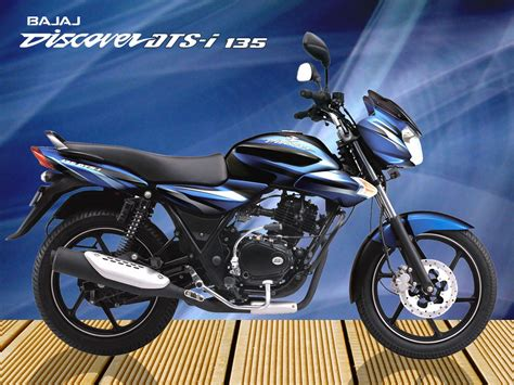 Motorcycle Pictures: Bajaj Discover DTS-i 135