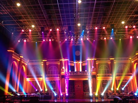 Lighting : Stage Lighting Design