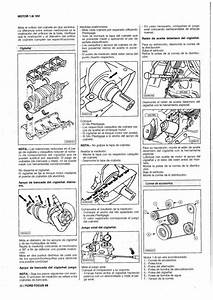 Manual Taller Ford Focus Mk1  1999  En 2020