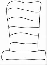 Coloring Dr Hat Cat Seuss Preschool Suess Crafts Craigkirksschooloflaw Activities Week Carolinaaac sketch template