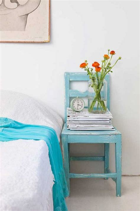 Turquoise Bedroom Chair by Bedrooms Turquoise Blue Chair Nightstand Cottage Bedroom