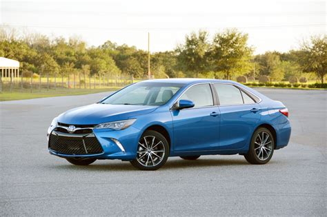2017 Toyota Camry Test Drive Review Autonation Drive