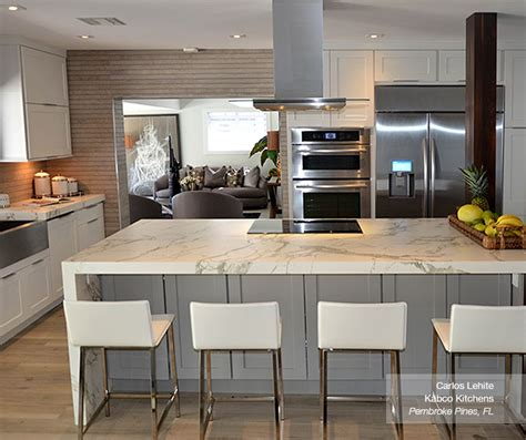 colored kitchen islands white cabinets with a gray kitchen island homecrest 6268