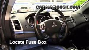 Mitsubishi Colt Fuse Box Location : engine light is on 2007 2013 mitsubishi outlander what ~ A.2002-acura-tl-radio.info Haus und Dekorationen