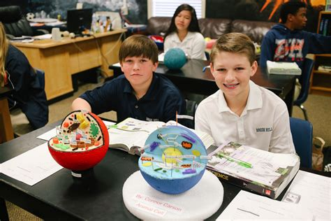 grade cell project brook hill school tyler tx