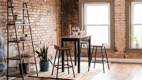 small modern kitchen table 20 narrow dining tables for small spaces ideas with loved