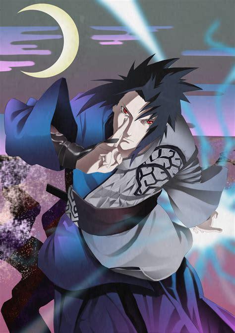 uchiha sasuke naruto zerochan anime image board