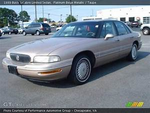 Platinum Beige Metallic - 1999 Buick Lesabre Limited Sedan