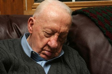 Why Do Old People Sleep So Much  Why Dowhy Do