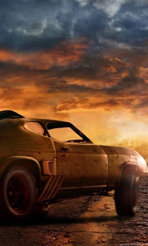 mad max interceptor wallpapers  iphone desktop