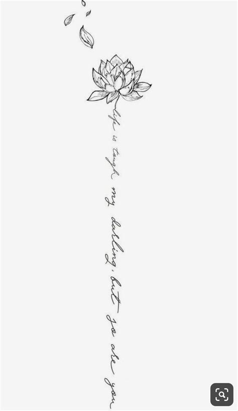 Pin by Ashley Duffin on Tattoo ideas in 2020 | Flower