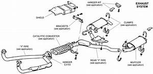 2000 F150 Exhaust System Diagram
