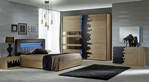 Schlafzimmer Set Mozart In Buche Optik 6 Teilig Kaufen