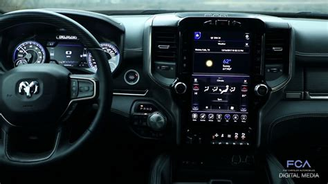 U Connect Chrysler by 2019 Ram 1500 Uconnect